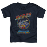 Bad Company Shooting Star Toddler T-Shirt Navy