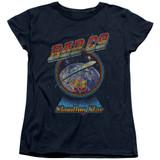 Bad Company Shooting Star Women's T-Shirt Navy