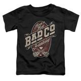 Bad Company Fantasy Toddler T-Shirt Black