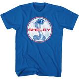 Carroll Shelby Motors Shelby Helby Royal T-Shirt