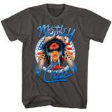 Motley Crue Legs Smoke Adult T-Shirt