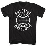 Step Brothers Prestige Worldwide Simple Black Adult T-Shirt