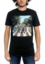 Beatles Abbey Road Black Classic T-Shirt