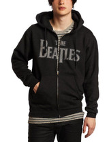 Beatles Vintage Logo Hoodie Classic Sweatshirt