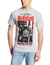 Beatles The American Tour 1964 Classic T-Shirt
