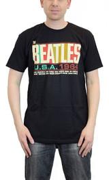 Beatles USA 1964 The Classic T-Shirt