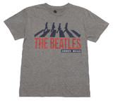 Beatles Abbey Road Heather Classic T-Shirt