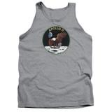 NASA Apollo 11 Adult Tank Top T-Shirt Athletic Heather