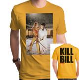 Kill Bill Final Battle Adult T-Shirt
