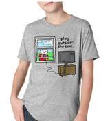 Play Outside Youth T-Shirt