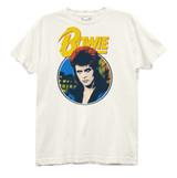 Bowie Ziggy Stardust Prime Junior Women's Crew T-Shirt