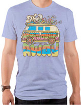 The Beatles Lennon and McCartney Mystery Tour Adult T-Shirt