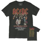 AC/DC Tour 1979 Premium Vintage Adult T-Shirt