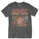 AC/DC Blow Up Premium Vintage Adult T-Shirt