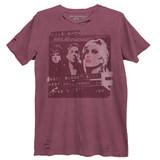 Blondie West Hollywood Blondie Premium Vintage Adult T-Shirt