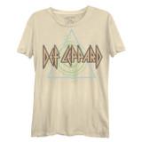 Def Leppard Pyromania 83 Set Women's Premium Vintage T-Shirt