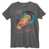 Journey Escape Tour Pop Premium Vintage Adult T-Shirt
