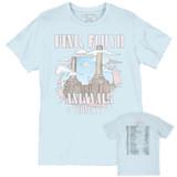 Pink Floyd Factory Animals Tour Premium Vintage Adult T-Shirt