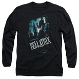 Harry Potter Bellatrix Full Body Adult Long Sleeve T-Shirt Black