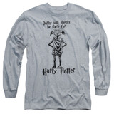 Harry Potter Always Be There Adult Long Sleeve T-Shirt Athletic Heather