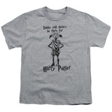 Harry Potter Always Be There Youth T-Shirt Athletic Heather