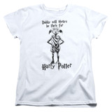 Harry Potter Always Be There Women's T-Shirt White