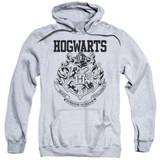 Harry Potter Hogwarts Athletic Adult Pullover Hoodie Sweatshirt Athletic Heather