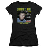 Star Trek All Of The Above Junior Women's T-Shirt Black