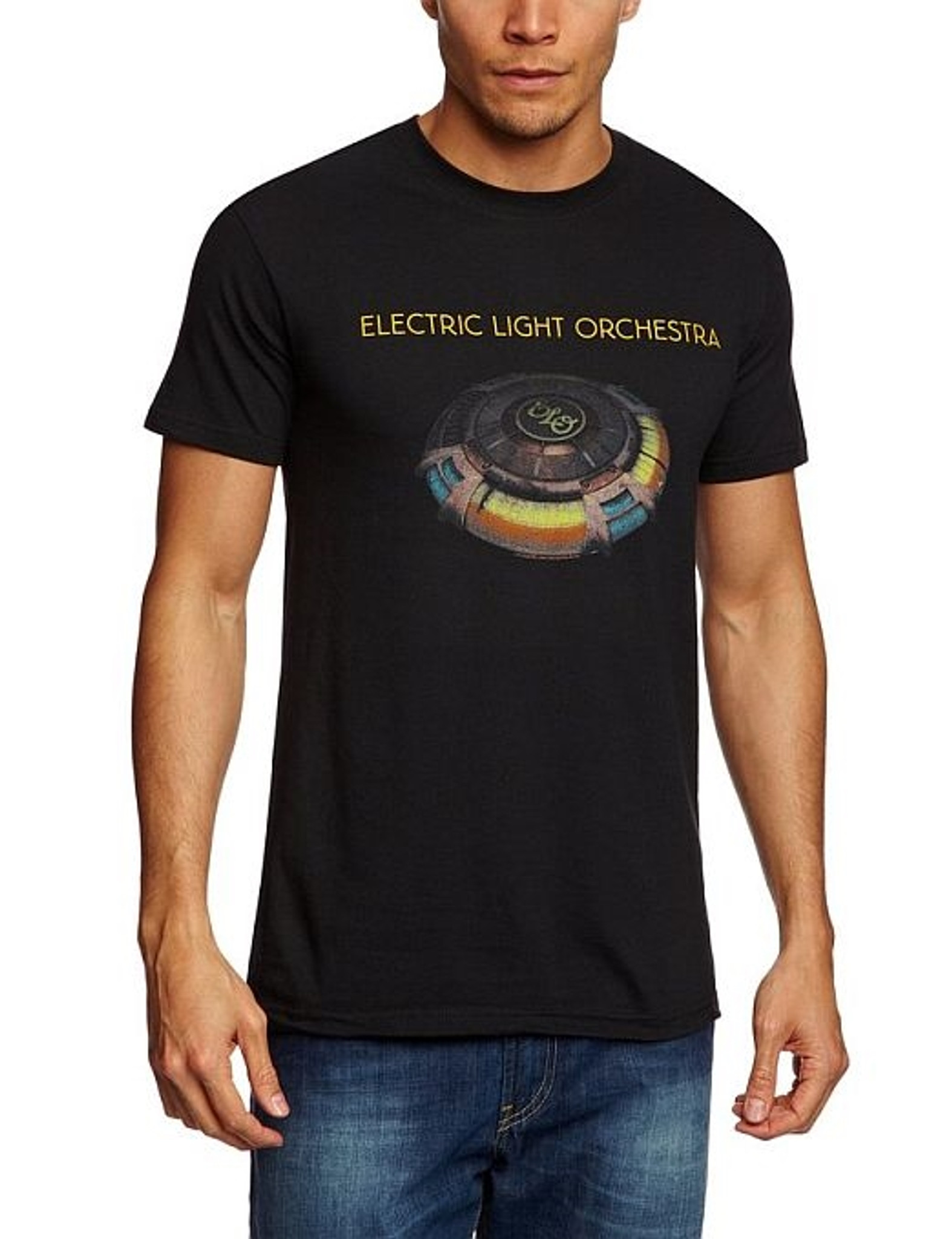 Official Electric Light Orchestra ELO Mr Blue Sky T-Shirt
