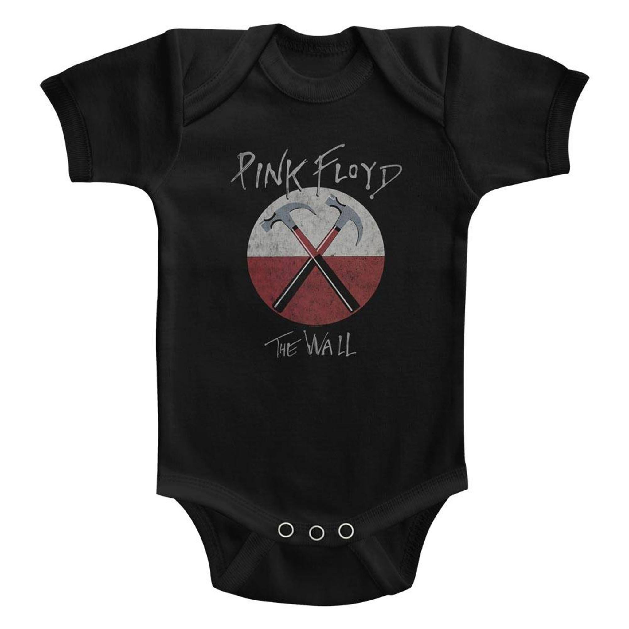 Pink Floyd Unisex-Baby Hammas Onesie