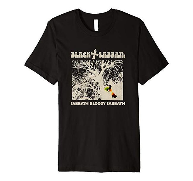 Black Sabbath Bloddy Sabbath Negative T-Shirt