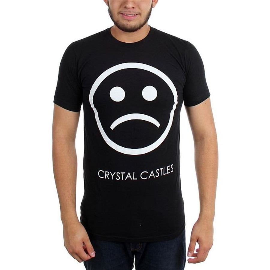 Face Shirt Castles T Sad Crystal 7fbyg6