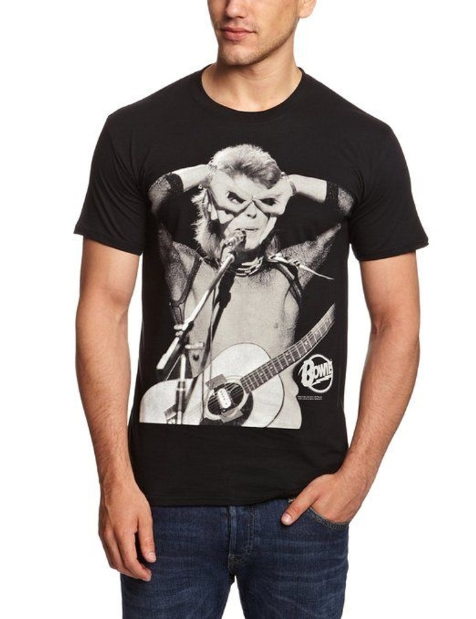 David Bowie Acoustic T-Shirt