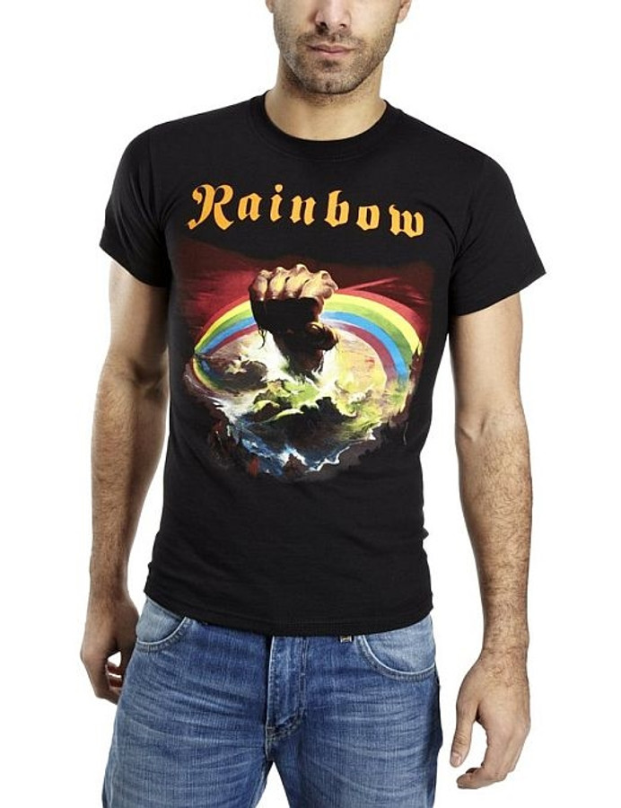 fcf5809fb0ac Rainbow Rising T-Shirt Dio