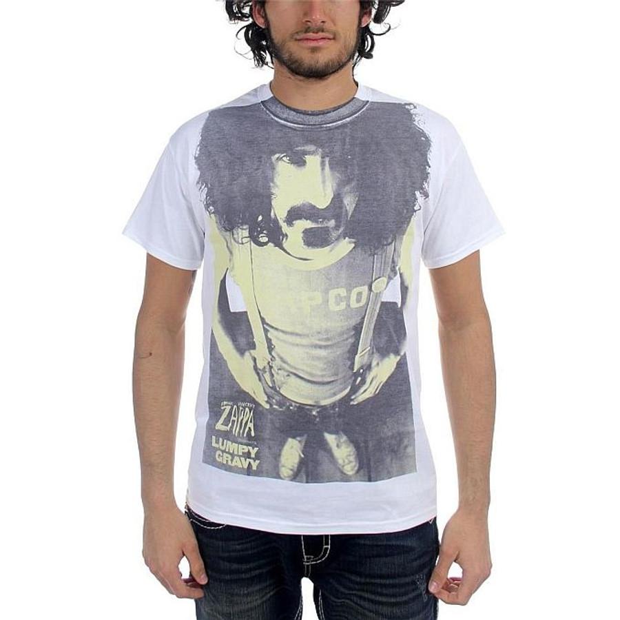 Gravy Frank Print Pipco Premium Zappa Lumpy T Shirt nv8Nmw0O