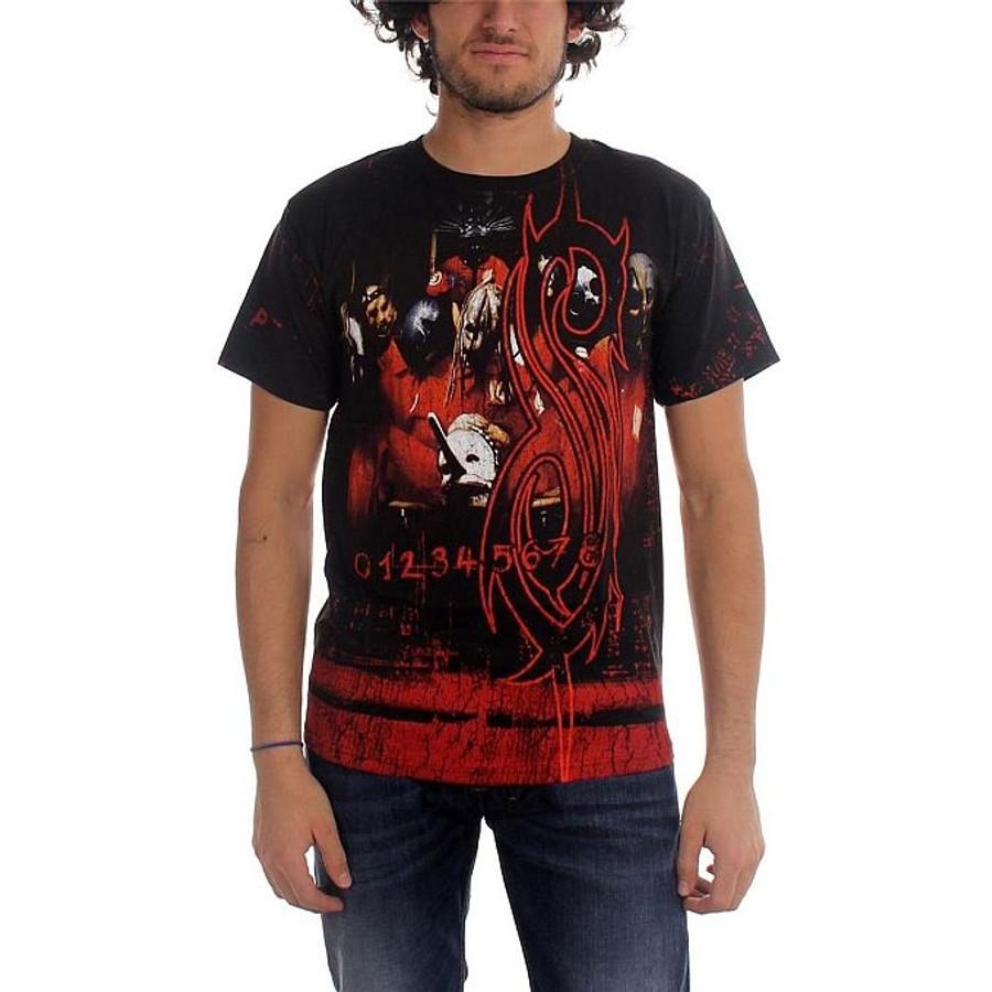 ea9899f3 Slipknot - Debut All Over T-Shirt