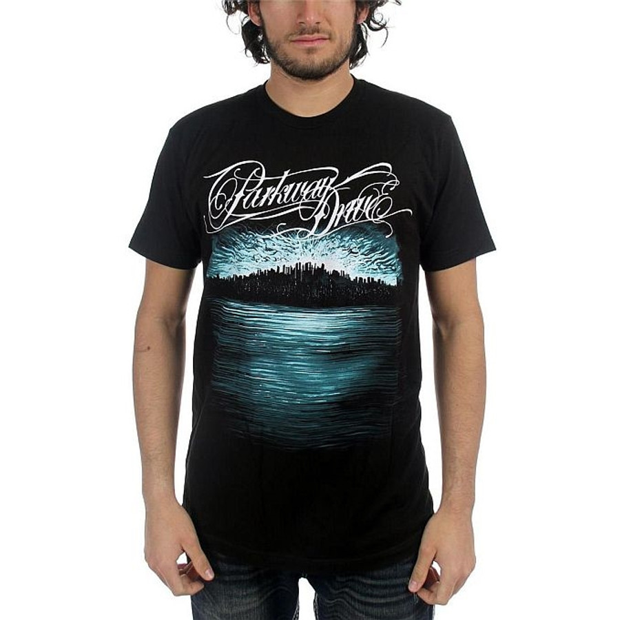 Parkway Drive Deep Blue Skyline T-Shirt