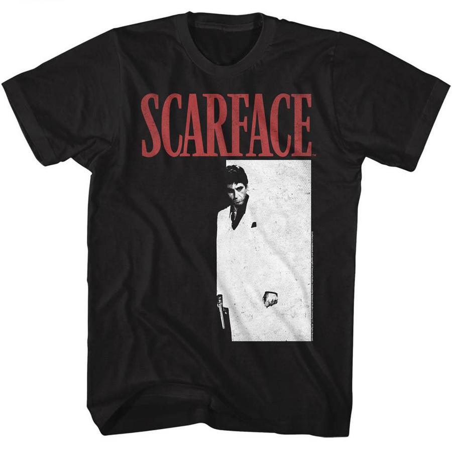 Scarface Meng Black T-Shirt