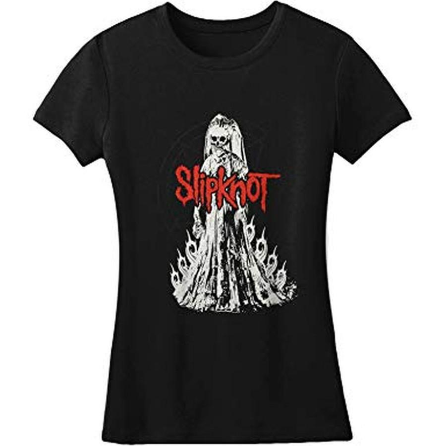 Slipknot Bride Junior Women's T-Shirt