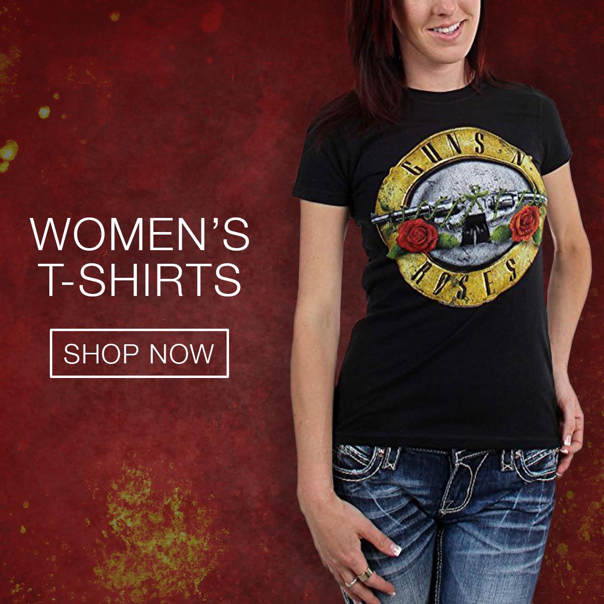 d705b6b5b Band Shirts, Band Tees - Official Band Shirts