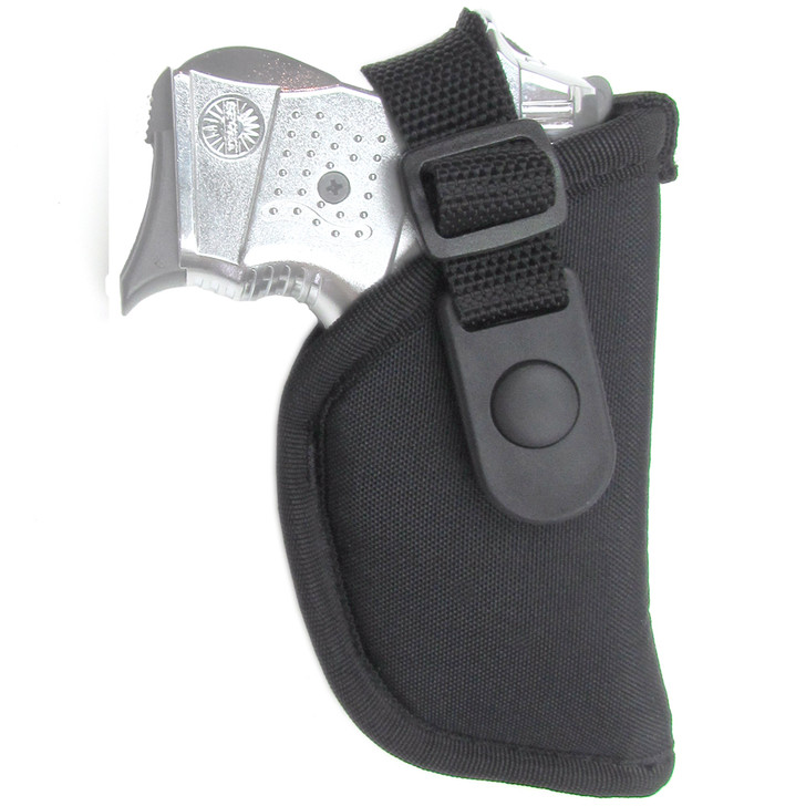 Gunmate Hip Holster Size 00 Fits Small-Frame Pistols Black Main Image