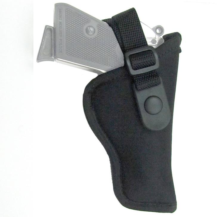 Gunmate Hip Holster Size 06 Fits Medium-Frame Pistols Black Main Image