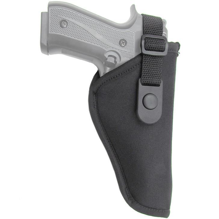 Gunmate Hip Holster Size 12 Fits Large-Frame Pistols Black Main Image