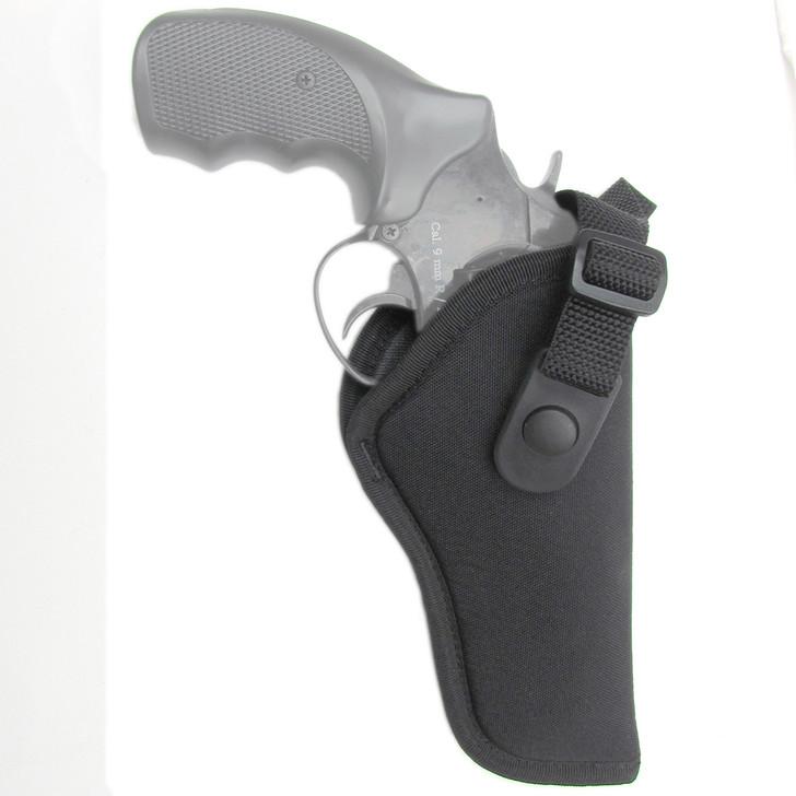 "Gunmate Hip Holster Size 28 Fits Medium-Frame Revolvers 4"" Main Image"
