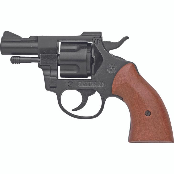 .357 Style Revolver Replica, 9mm Blank Firing Gun Main Image