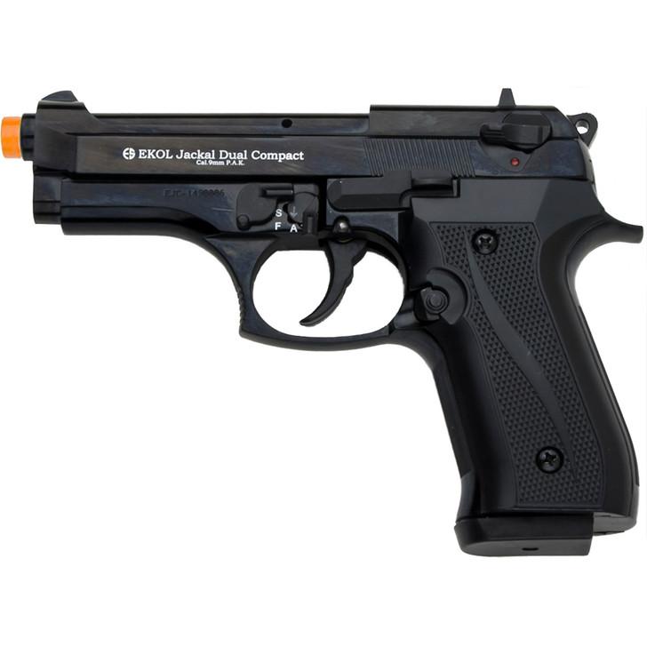 Jackal Compact Automatic 9mm Front Firing Blank Gun Main Image