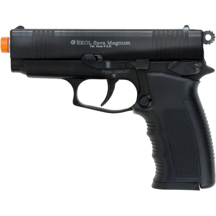 Sava Magnum 9mm Front Firing Blank Gun Semi Automatic Main Image