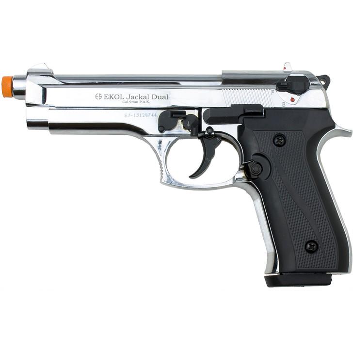 Jackal Full Automatic 9mm Front Firing Blank Gun Main Image