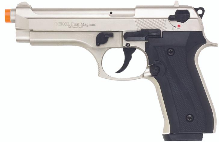 Firat Magnum 92 Front Firing Blank Gun 9mm Semi Automatic Main Image