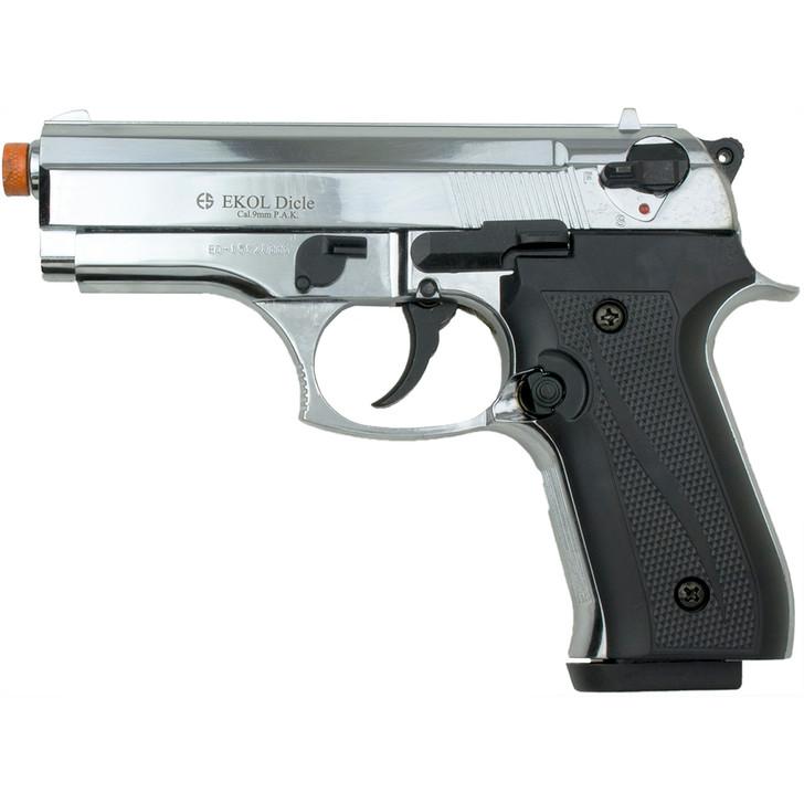 Dicle 9mm Front Firing Blank Gun Semi Automatic Main Image